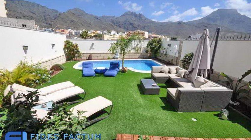 Villa Lux in Adeje Сasco, Adeje, Tenerife