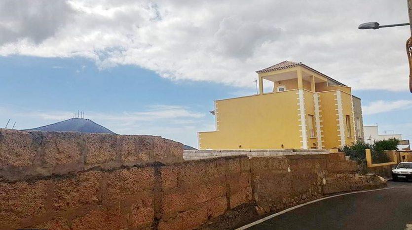 Plot of land in Charco del Pino, Granadilla de Abona, Tenerife