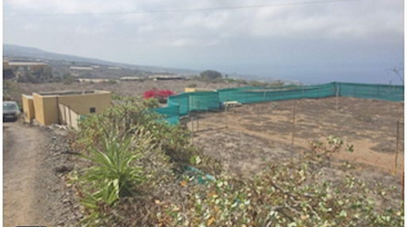 Plot of land in Casco, Guia de Isora, Tenerife