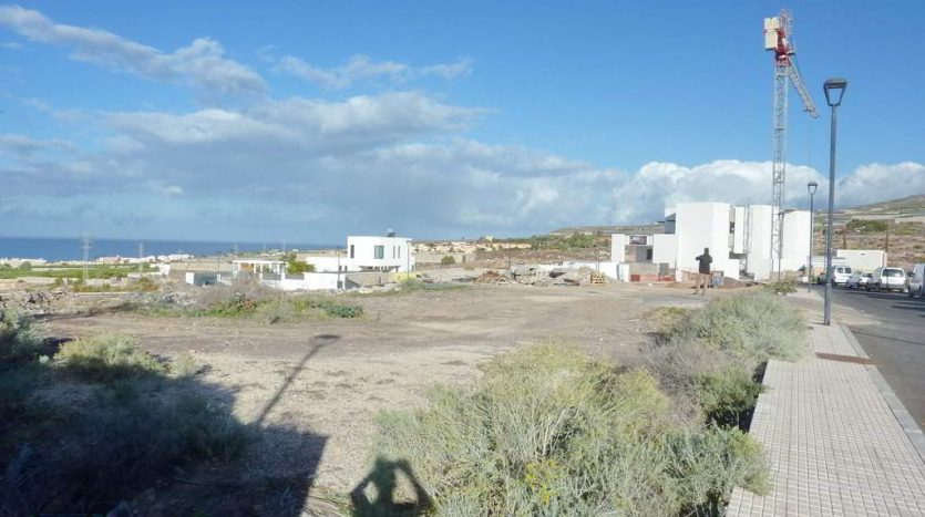 Plot of land in Playa Paraíso, Adeje, Tenerife