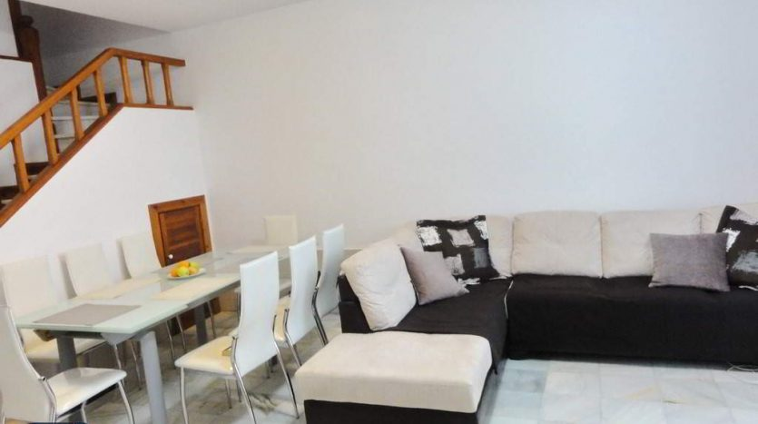 Townhouse in the complex Parque Santiago III in Playa de las Americas, Arona, Tenerife