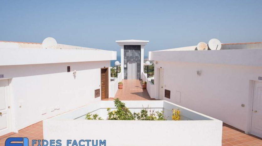 Apartment in the complex Island Village in Torviscas Alto, Adeje, Tenerife