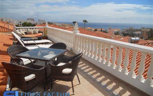 Villa in resort Sueño Azul, Callao Salvaje, Adeje, Tenerife