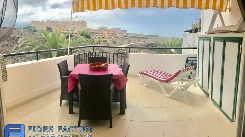 Apartment in the complex Aguaviva in Callao Salvaje, Adeje, Tenerife