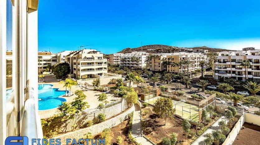 Apartment in the complex San Remo in Palm Mar, Arona, Tenerife