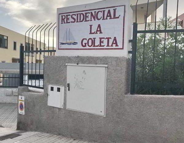 Duplex in the complex La Goleta in El Galeón, Adeje, Tenerife