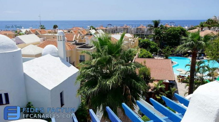 Apartment in the complex Los Brezos in Fañabe, Adeje, Tenerife