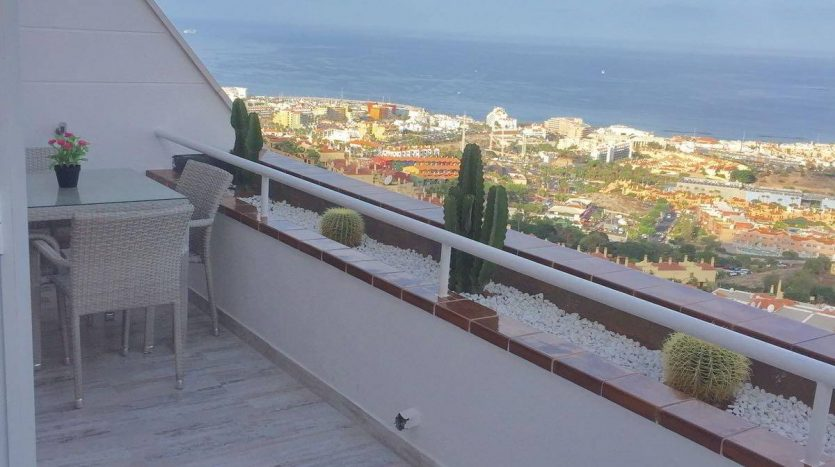 Apartment in the complex Sunset in Roque del Conde, Adeje, Tenerife