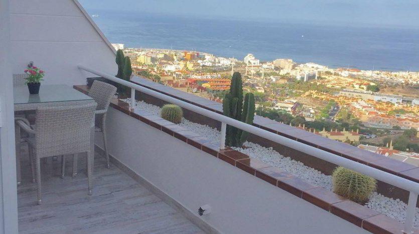 Apartment in the complex Sunset in Roque del Conde, Adeje, Tenerife