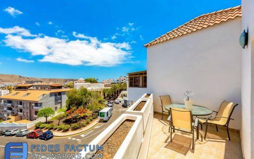 Apartment in the complex Colina 2 in Los Cristianos, Arona, Tenerife