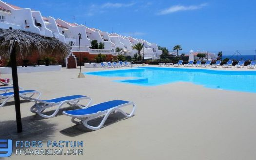 30 Bungalows in the complex Sand Club in Golf del Sur, San Miguel de Abona, Tenerife