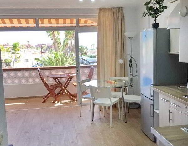Apartment in the complex Flamingo in Palm-Mar, Arona, Tenerife