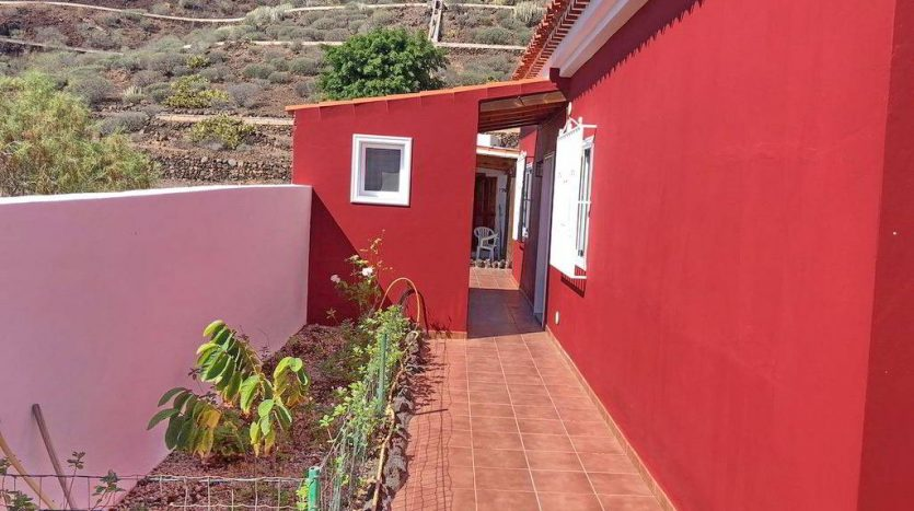 House with a plot in Palm-Mar, Arona, Tenerife