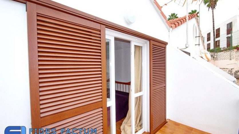 Bungalow in the complex Altamar in Playa de las Americas, Arona, Tenerife