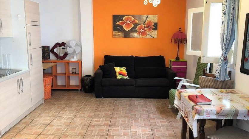 Duplex in the complex Colina Blanca in San Eugenio, Adeje, Tenerife