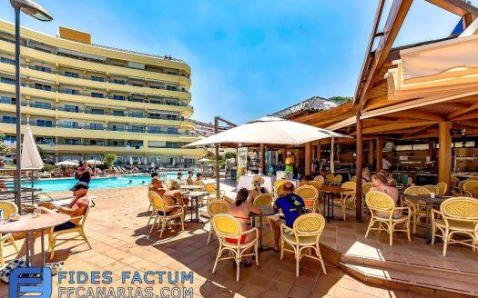 Apartment in the complex Santa Maria in Playa de Las Americas, Arona, Tenerife