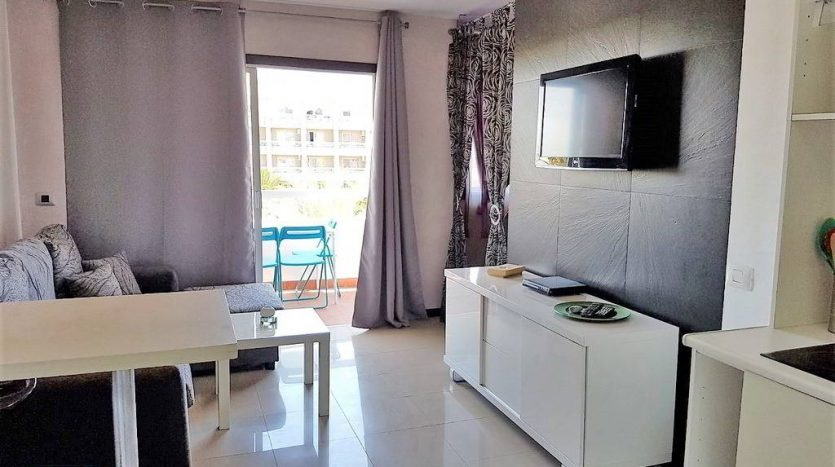 Apartment in the complex Tajinaste in Playa de las Americas, Arona, Tenerife