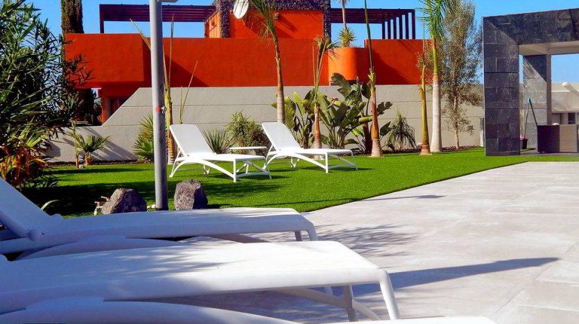 Villa Lux in El Madroñal, Adeje, Tenerife