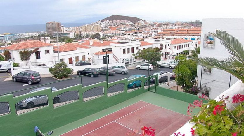 Studio in the complex Beverly Hills in Los Cristianos, Arona, Tenerife