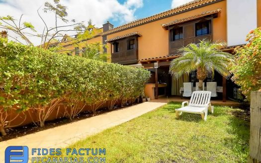 Townhouse in the complex La Duquesa in Bahia Del Duque, Adeje, Tenerife