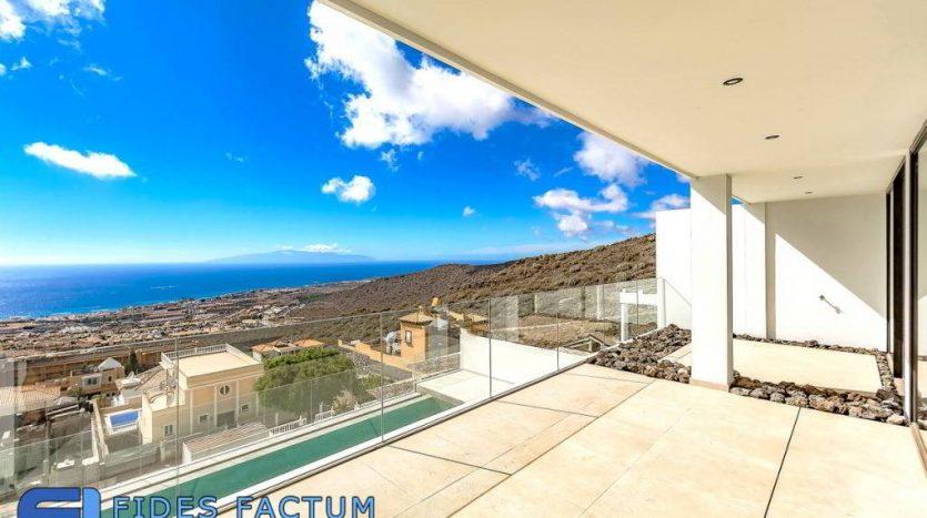 Villa Lux in Roque del Conde, Adeje, Tenerife