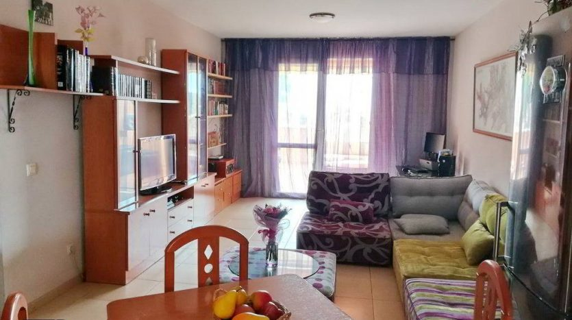 Apartment in the complex Los Altos del Roque in Roque del Conde, Adeje, Tenerife