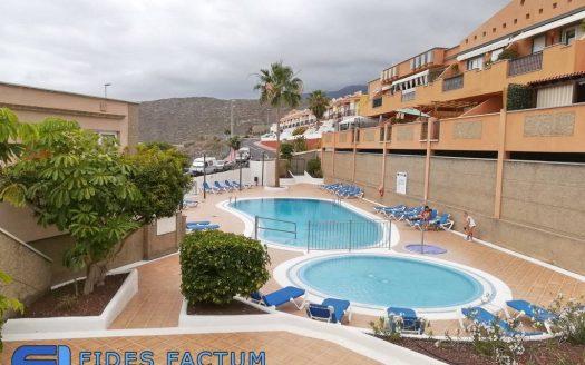 Apartment in the complex Los Altos del Roque in Roque del Conde, Adeje, Tenerife