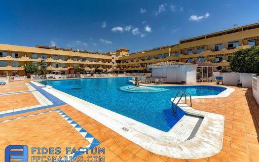 Apartamento en complejo Marina Palace en Playa Paraiso, Adeje, Tenerife