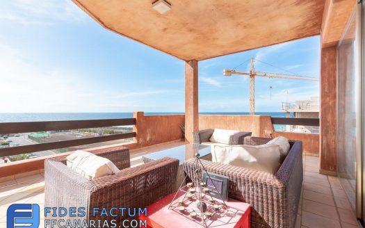 Apartamento en complejo Playa de los Menceyes en Palm Mar, Arona, Tenerife